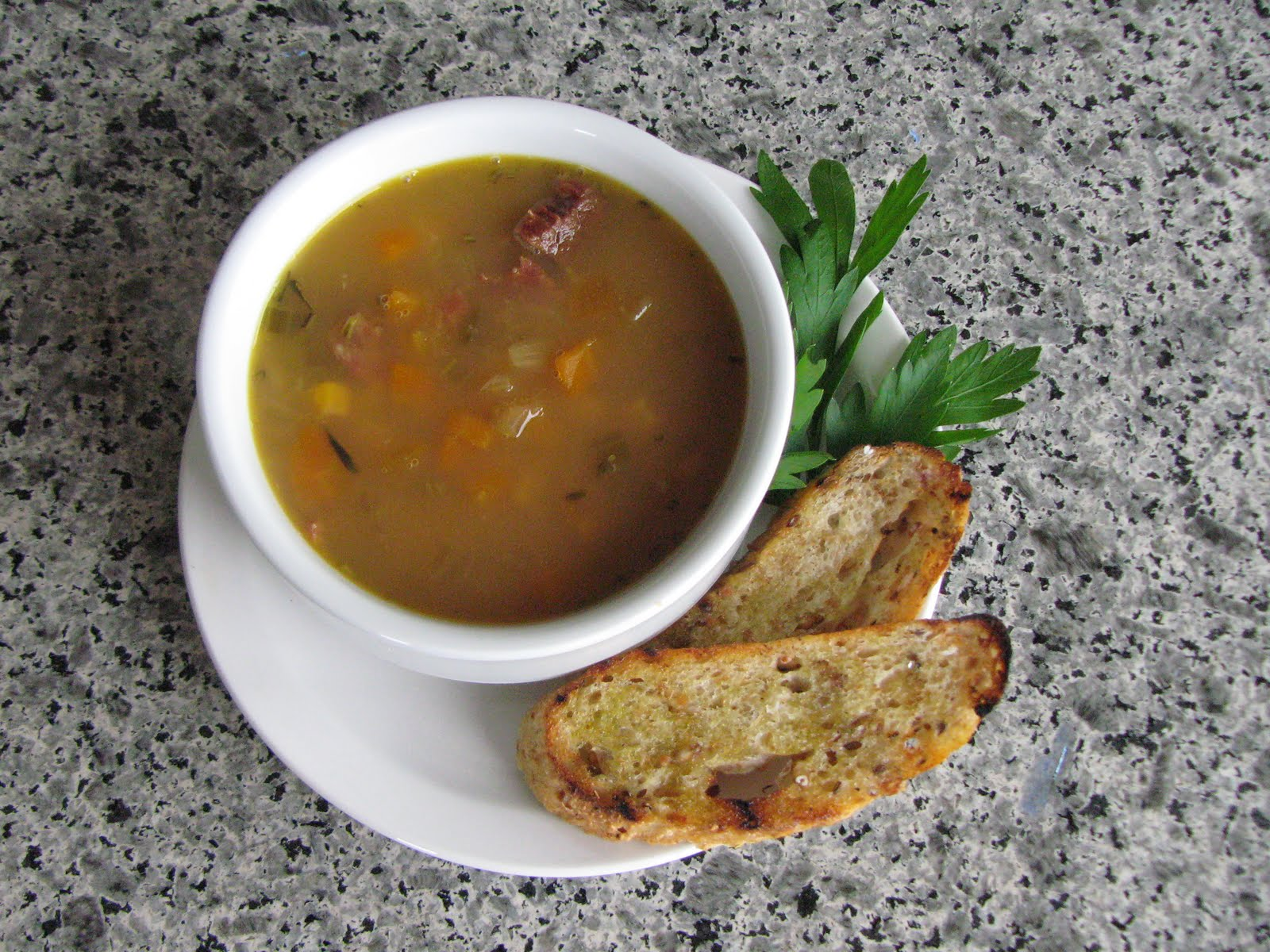 Navy Bean Soup I Recipe : Glorious Soup Recipes