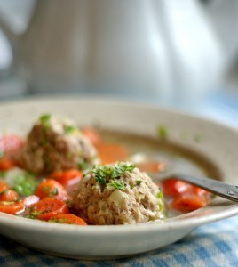 How To Make Meatball Soup