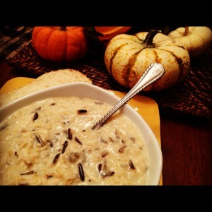 Chicken Wild Rice Soup II Recipe
