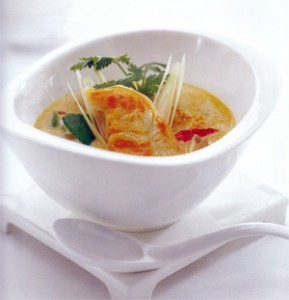 Recipe For Vegetable Tom Yum Soup