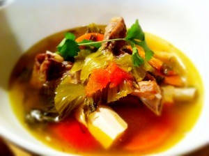How To Make Duck Soup (Czarnina)
