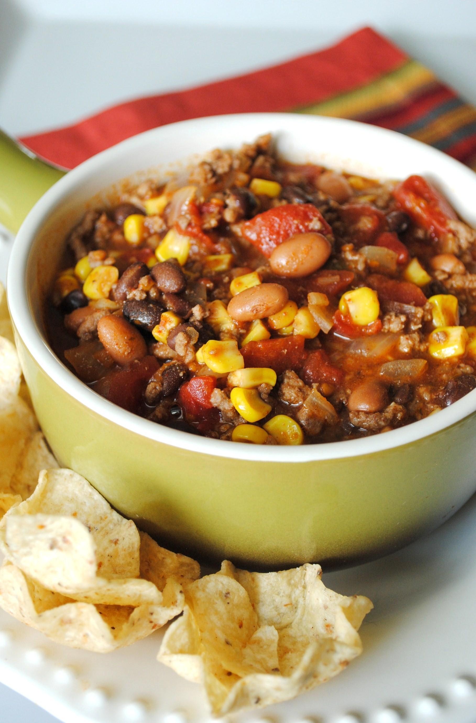 How To Make Taco Soup VI : Glorious Soup Recipes