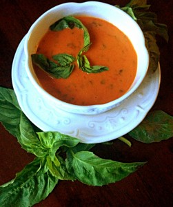 Recipe For Tomato Basil Soup I