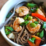 How To Make Oriental Shrimp Noodle Soup