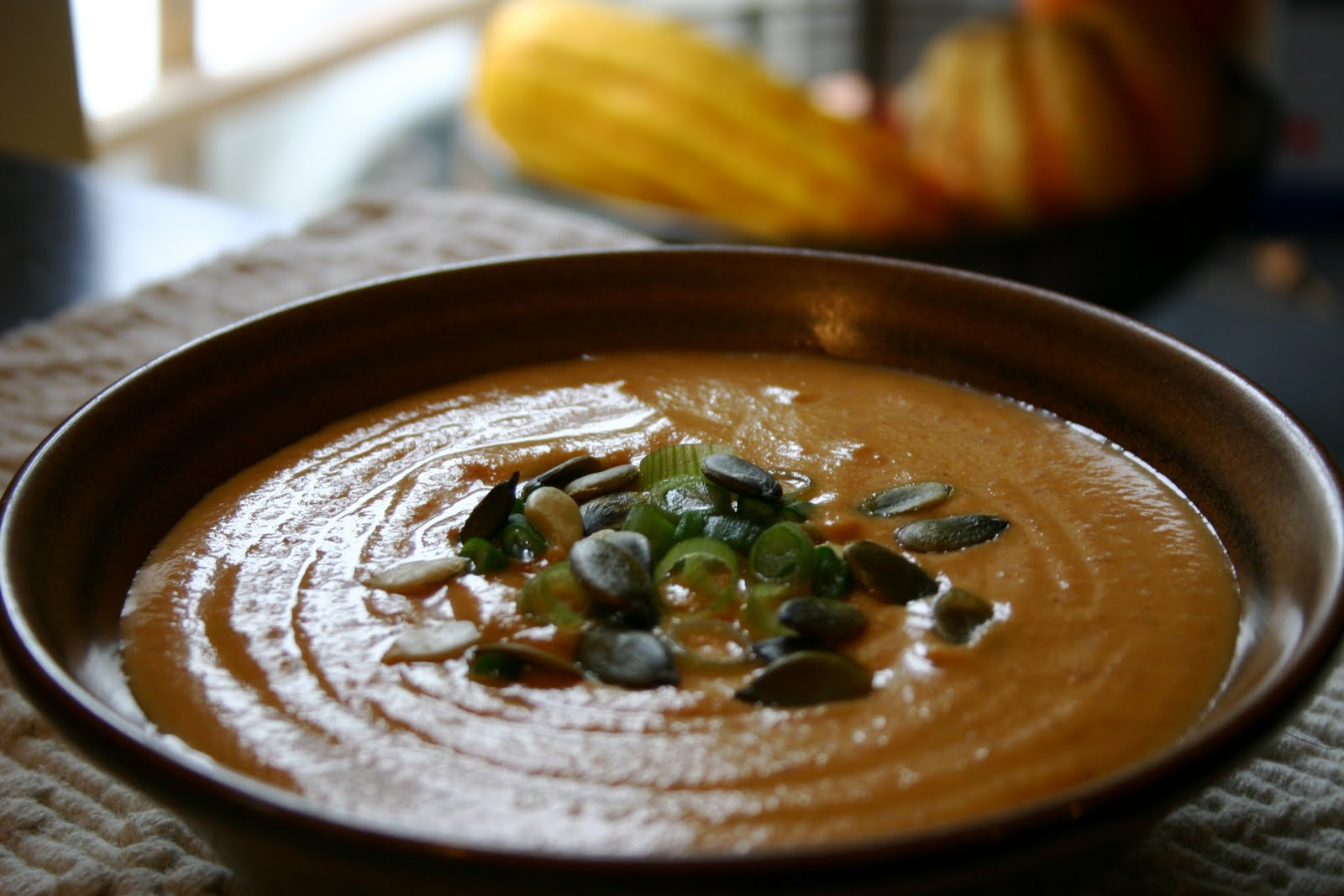 How To Make Spicy African Yam Soup : Glorious Soup Recipes