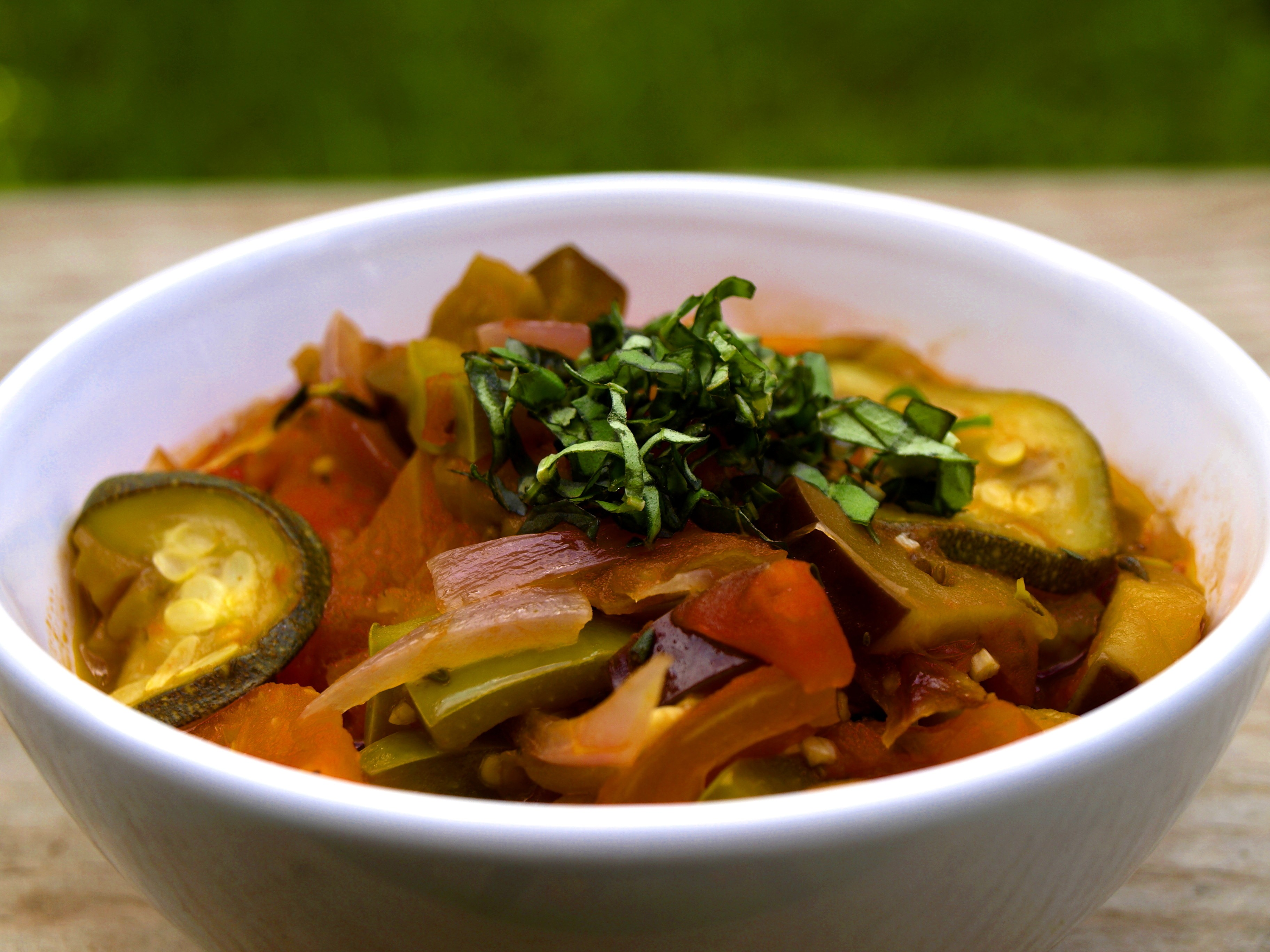 How To Make Ratatouille Soup : Glorious Soup Recipes