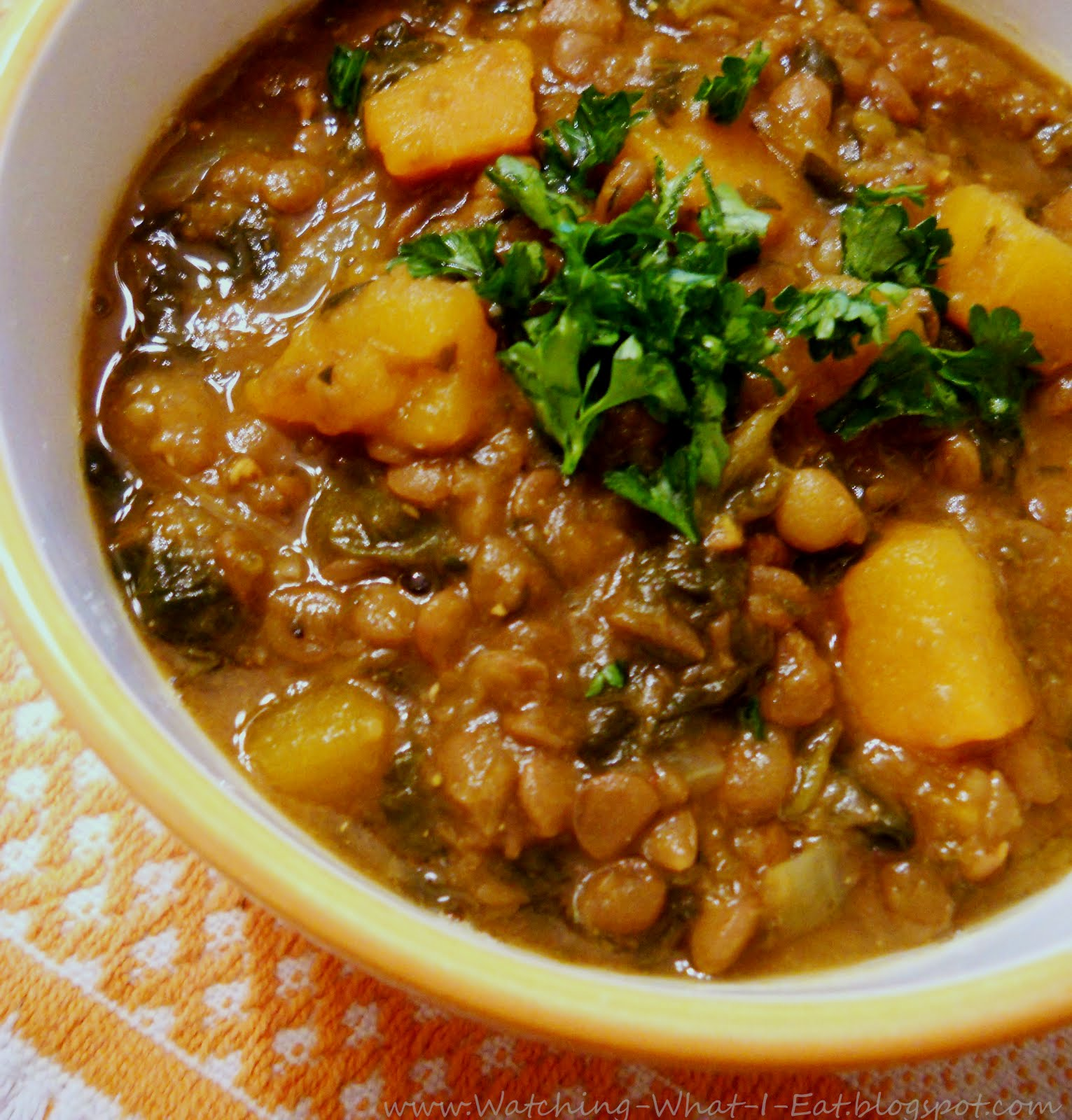 Lentil Curry Soup Recipe | Glorious Soup Recipes