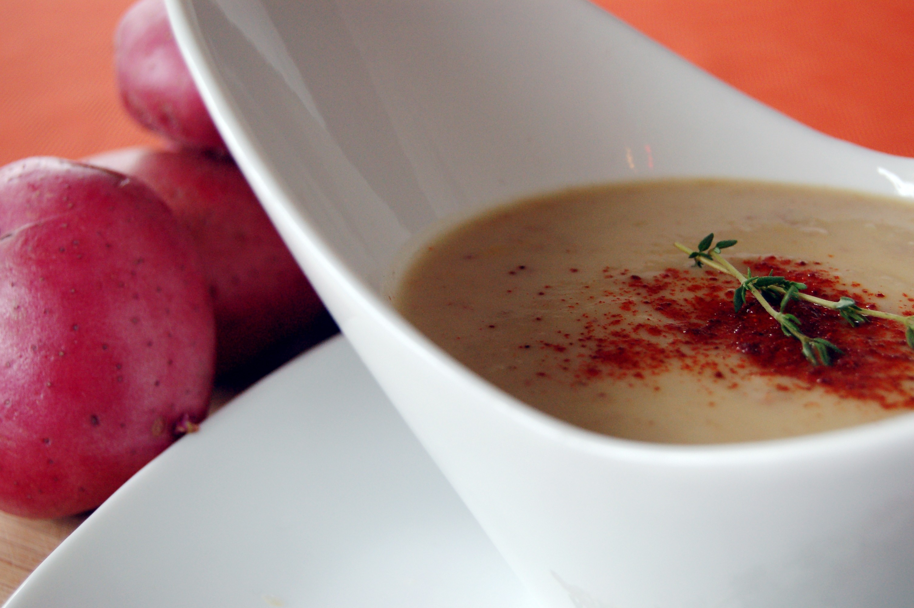 Red Potato Soup Recipe : Glorious Soup Recipes