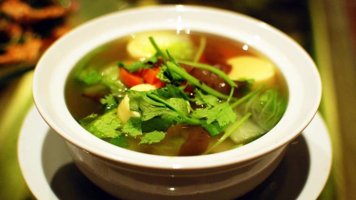 Chinese Spicy Hot And Sour Soup : Glorious Soup Recipes