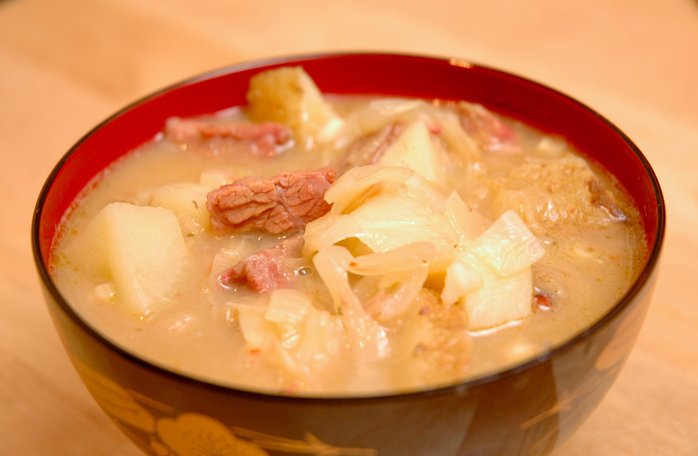 How To Make Reuben Soup : Glorious Soup Recipes