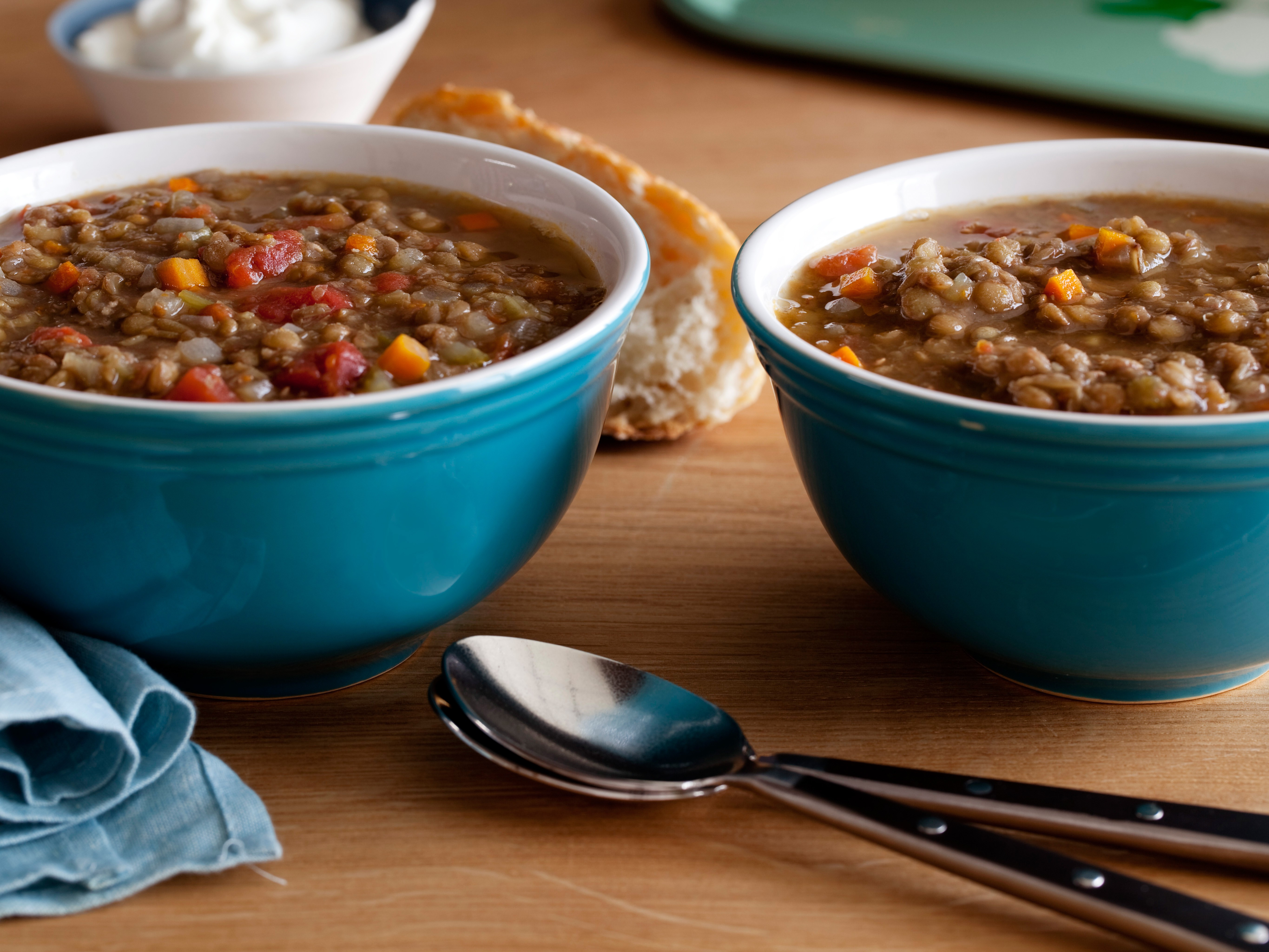 Beef and Lentil Soup Recipe : Glorious Soup Recipes