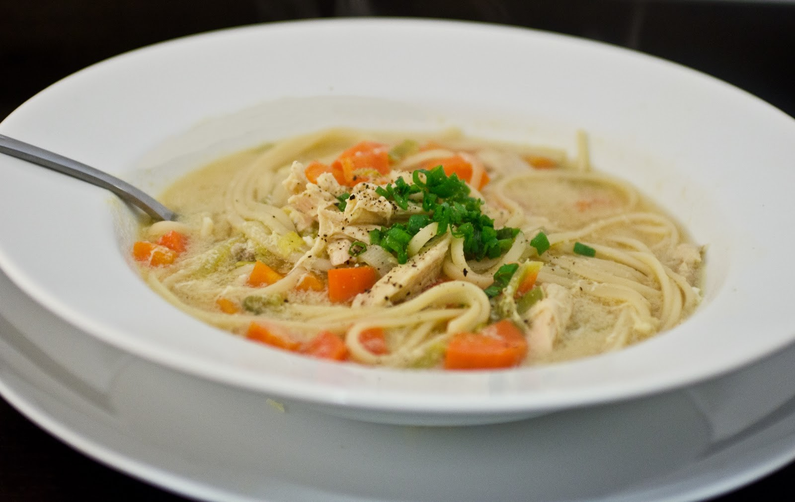 Recipe For Chicken Noodle Soup I : Glorious Soup Recipes
