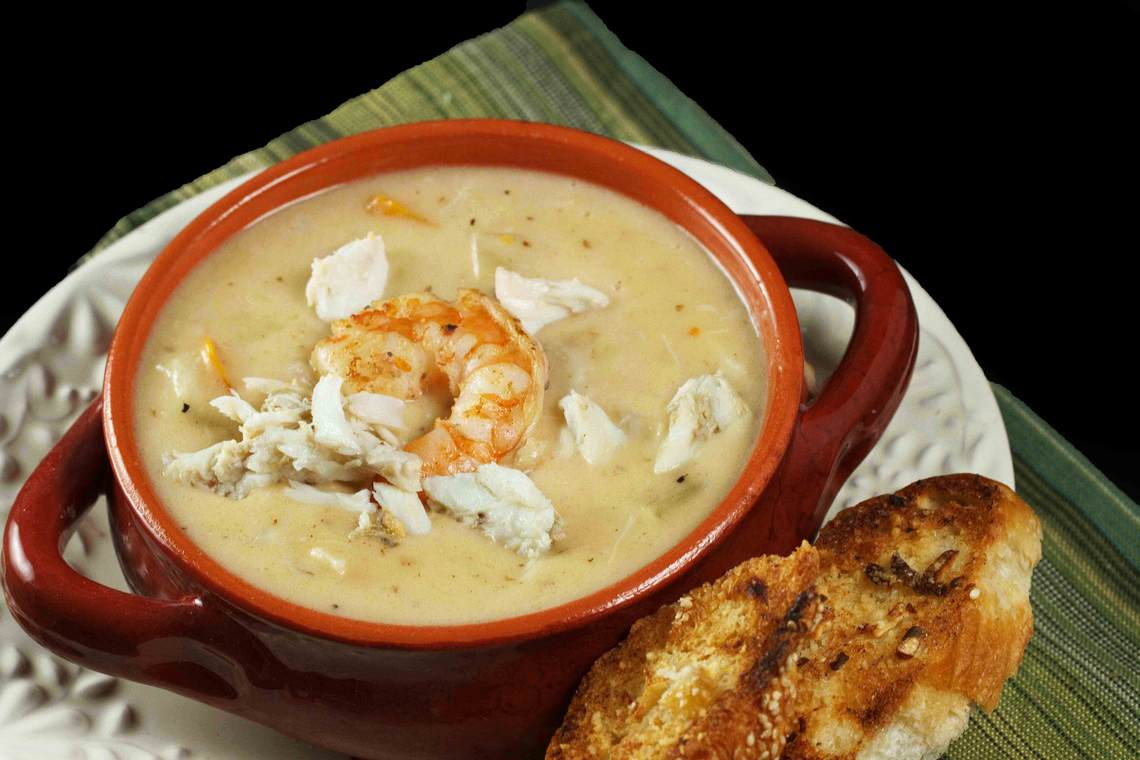 Recipe For Awesome Crab Soup - Glorious Soup Recipes