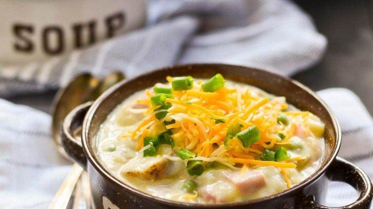 How To Make Creamy Potato Soup