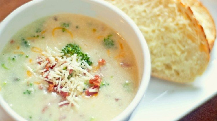 How To Make Broccoli Potato Soup