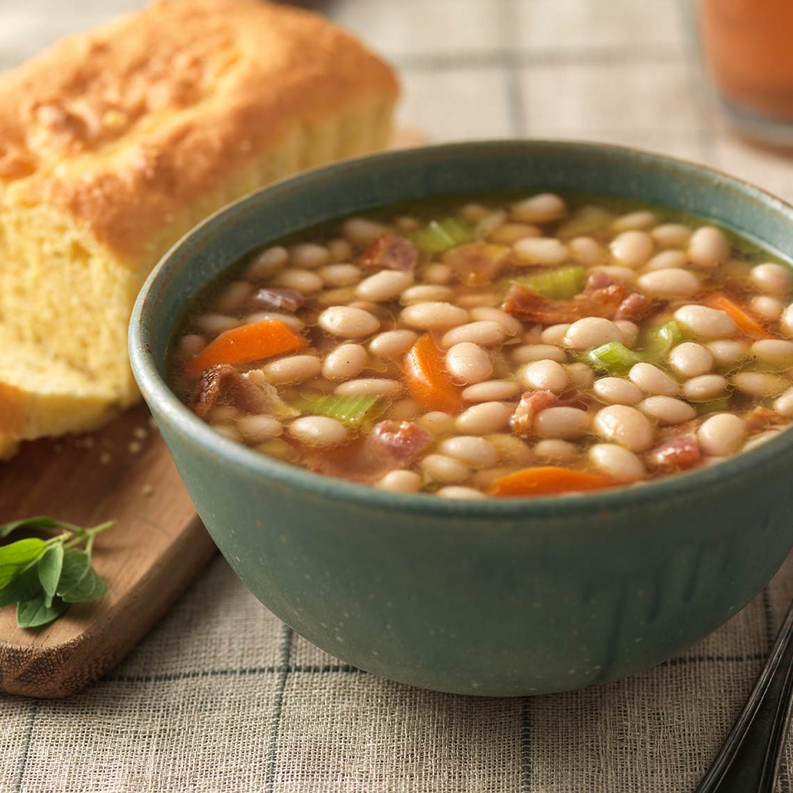 My Navy Bean Soup : Glorious Soup Recipes