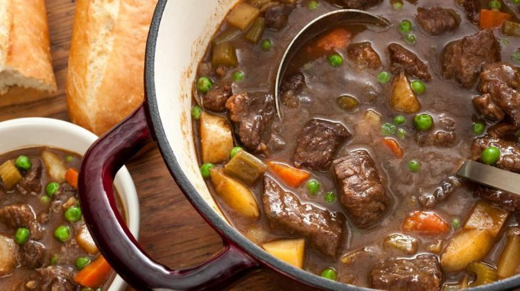 How To Make Alison's Slow Cooker Vegetable Beef Soup