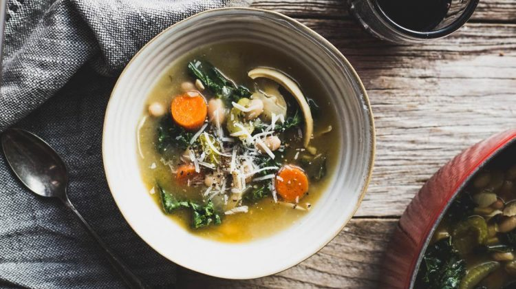 How To Make Mother-in-law Chicken Soup