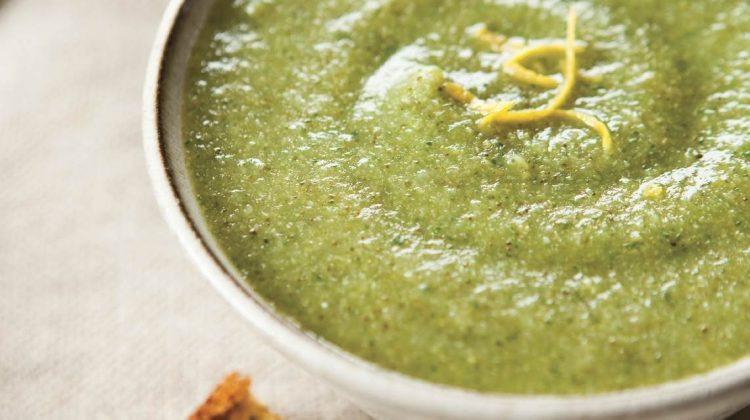 Recipe For Cream of Broccoli Soup