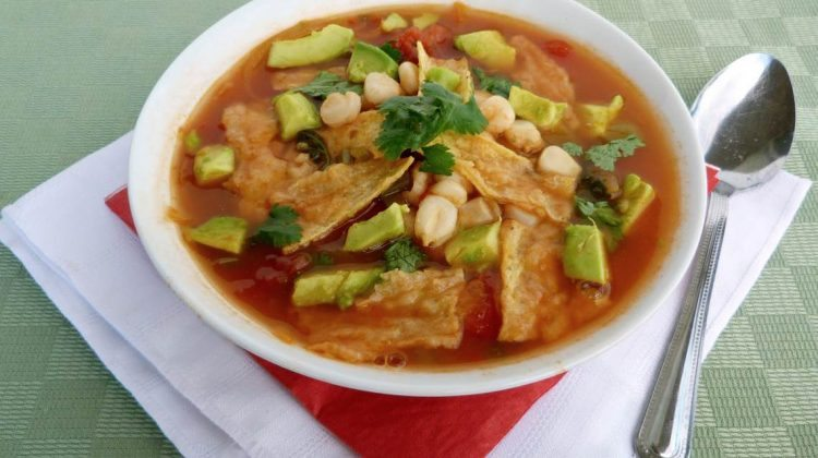 Recipe For Posole Soup