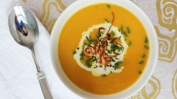 How To Make Butternut Soup