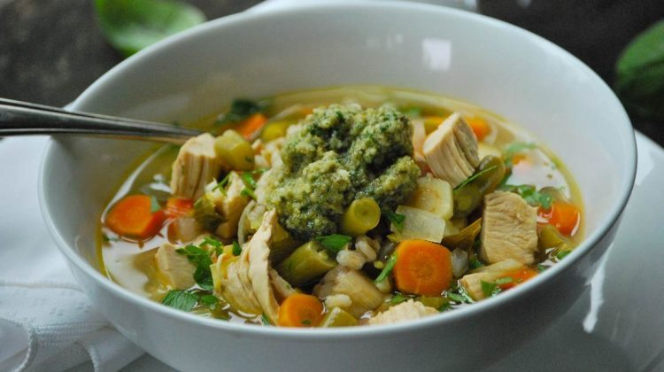 vegetable-chicken-soup