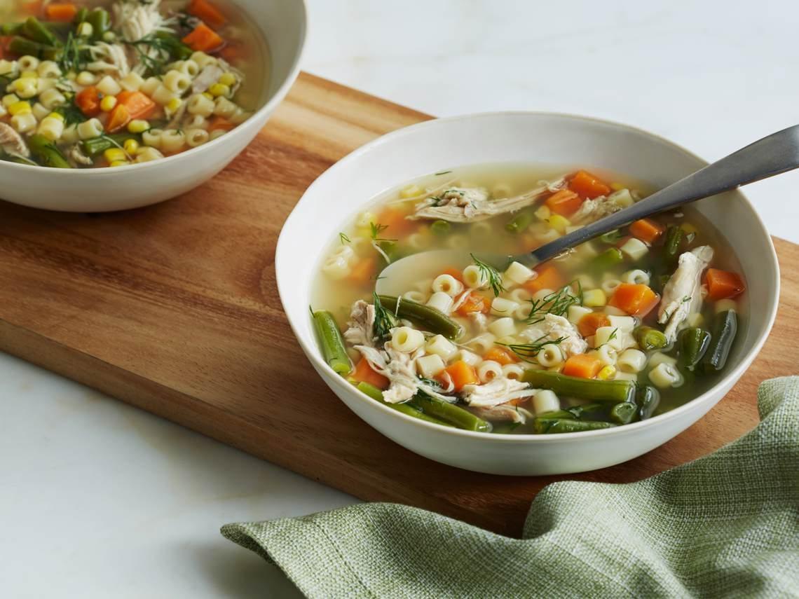 recipe turkey carcass soup