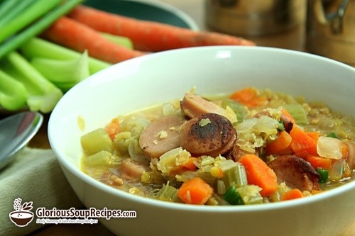 Hot Dog Soup Recipe