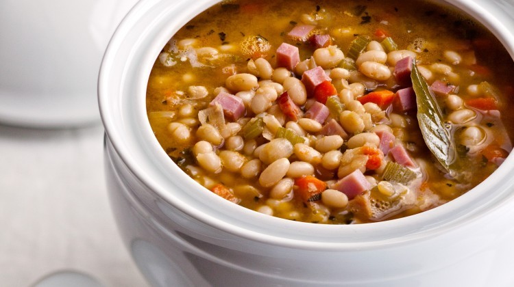 Navy Bean Soup II Recipe