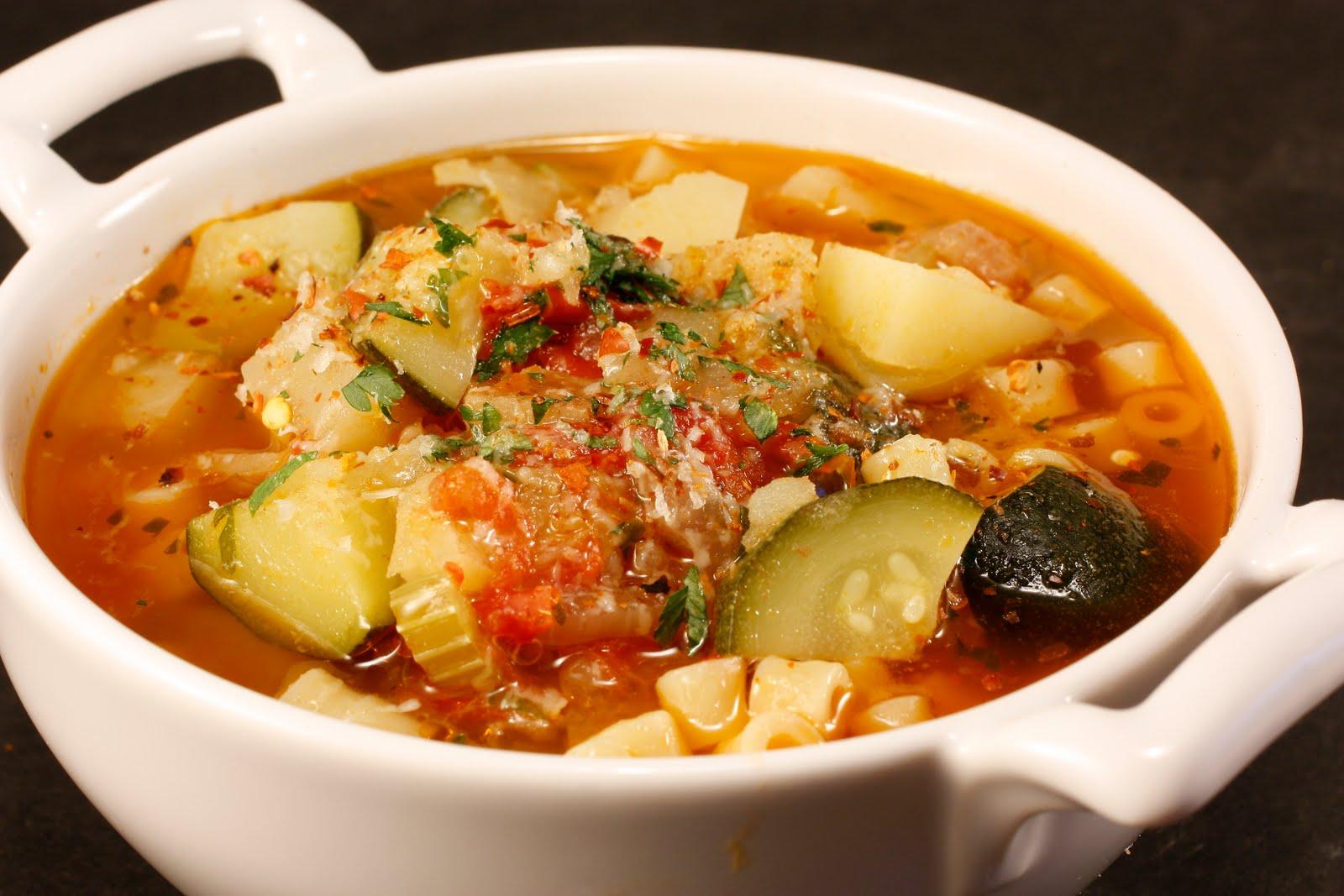 Zucchini Potato Soup Recipe Glorious Soup Recipes